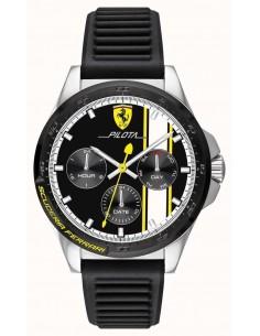 שעון יד אנלוגי PILOTA מבית פרארי
