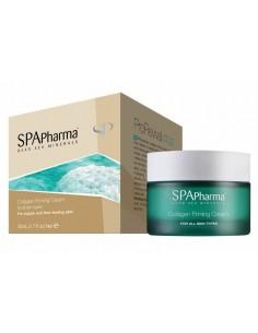 """ספא פארמה - קרם קולגן למיצוק העור 50מ""""ל"""