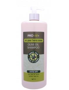 PRO HAIR - שמפו שמן זית לשיער דק ללא מלח 1ליטר