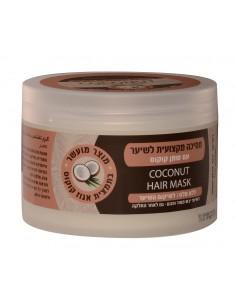 "PRO HAIR - מסיכת שמן קוקוס ללא מלח 400מ""ל"