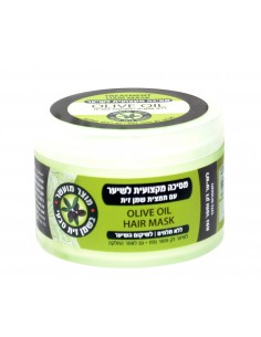 PRO HAIR - מסיכה מקצועית שמן זית לשיער דק 400ללא מלח