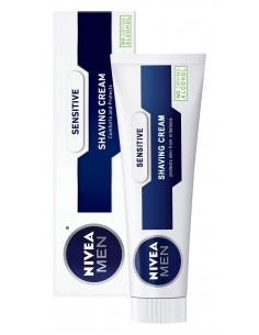 ניואה - משחת גילוח לעור רגיש בשפופרת