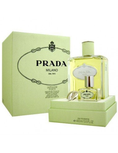 בושם לאישה - Infusion d'Iris 200ml edp by Prada tester