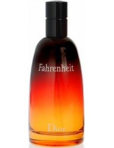 Christian Dior Fahrenheit 100ml tester - בושם לגבר