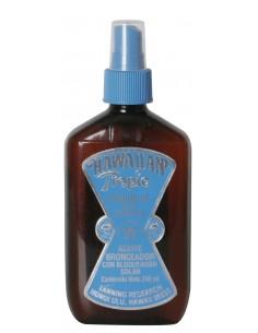 """הוואין טרופיק - שמן כחול ספריי 240 SPF15מ""""ל"""