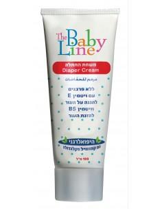 """בייבי ליין - קרם גוף לתינוק 400מ""""ל"""