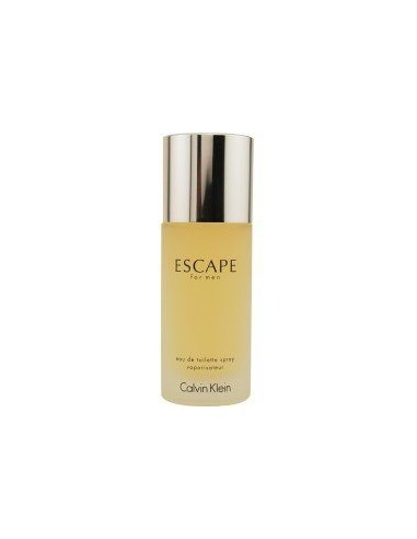 Escape For Men 100 ml edt by Calvin Klein  - בושם לגבר