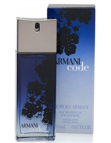 Code 20ml edp by Giorgio Armani - בושם לאשה