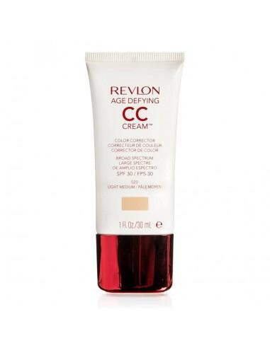 CC CREAM מעניק לחות ומאזן את גוון העור רבלון- 020 לייט מדיום