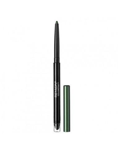 עיפרון עיניים ירוק לתיחום עמיד לאורך זמן מבית רבלון