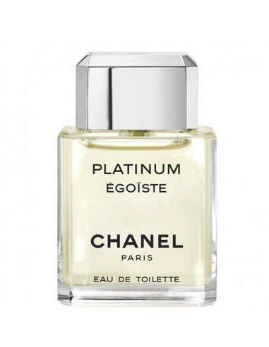 בושם לאישה - Egoiste Platinum 50ml edt by Chanel
