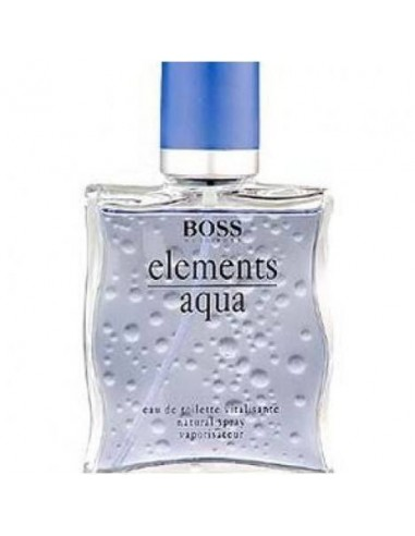 Elements Aqua 100 ml edt by Hugo Boss tester - בושם לאישה