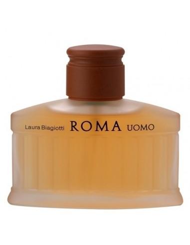 רומא אומו 125מל אדט מבית לאורה ביגוטי טסטר - בושם לגבר