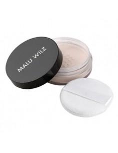 malu wilz fixing powder - פודרה מקבעת עמידה במים לכל סוגי העור