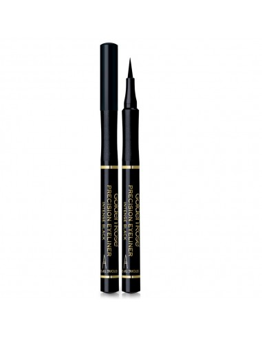 גולדן רוז - איילינר טוש עמיד בצבע שחור