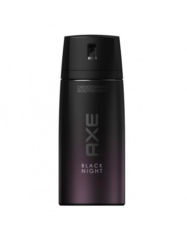 דאודורנט AXE BLACK NIGHT לגבר /150מל