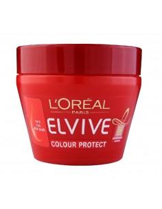 LOREAL ELVIVE - מסכה להזנת שיער צבוע פי 5 יותר ברק