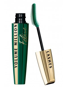 לוראל - מסקרה Volume Million Lashes Feline בצבע שחור