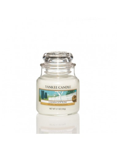 Clean Cotton - Yankee Candle