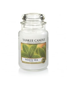 White Tea- Yankee Candle