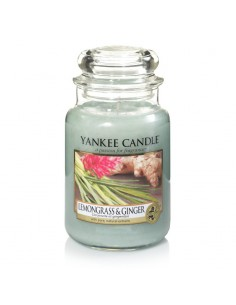 Lemongrass & Ginger - Yankee Candle