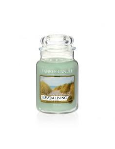Coastal Living - ניחוח בריזה חמימה של פרחים מלוחים ומתוקים הגדלים בקו החוף- Yankee Candle