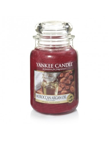Moroccan Argan Oil- Yankee Candle