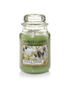 Olive & Thyme - Yankee Candle