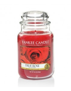 True Rose - Yankee Candle