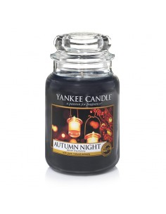 Autumn Night - Yankee Candle