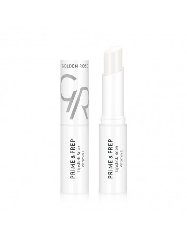 גולדן רוז - Prime & Prep שפתון בסיס להגברת נפח ועמידות השפתון