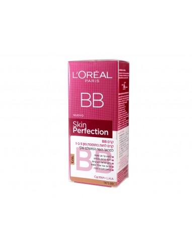 קרם BB סקין פרפקשן לעור צעיר SPF25 בינוני