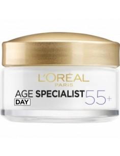 לוריאל - Age Specialist +55 קרם יום אנטי אייג'ינג (טסטר)