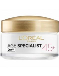 לוריאל - Age Specialist +45 קרם יום אנטי אייג'ינג (טסטר)