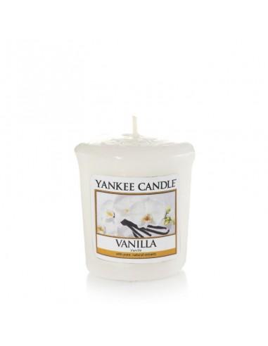 Vanilla Votive Candles - ינקי קנדל