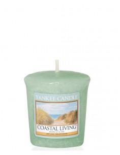 Coastal Living Votive Candles - ינקי קנדל