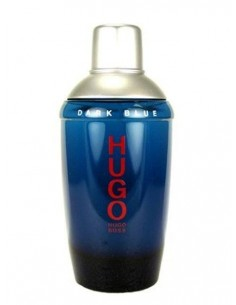 בושם לגבר - Dark Blue 125ml edt by Hugo Boss tester