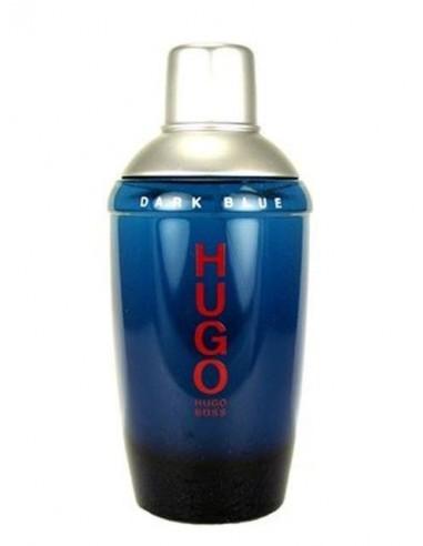 בושם לגבר - Dark Blue 125ml edt by Hugo Boss tester