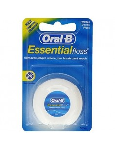 חוט דנטלי ESSENTIAL FLOSS ORAL-B