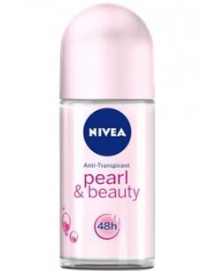 ניוואה - דאודורנט רול און pearl & beauty