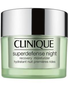 תכשיר לחות ללילה המסייע לעור בתיקון נזקים.