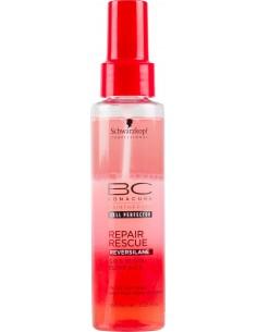 BC S.O.S REPAIR RESCUE Schwarzkopf תרסיס S.O.S ריפר רסקיו לכל סוג השיער טיפול אקספרס של 3 פאזות בתרסיס אחד