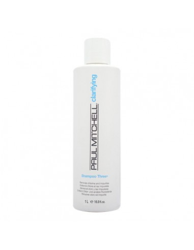 Paul Mitchell Shampoo Claripying Thee