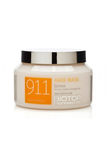ביו טופ - HAIR MASK QUINOA 911
