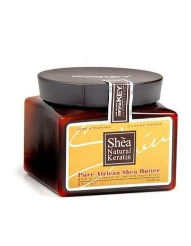 שרינה קיי - מסיכת חמאת שיאה pure african shea butter /500ML