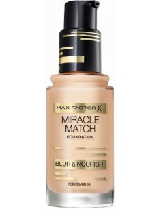 miracle match nourish&blur 30