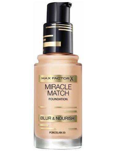 miracle match nourish&blur 30