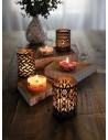WOODWICK - מארז מתנה 3 נרות Pumkin Butter