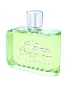 Essential 125 ml edt by Lacoste tester - בושם לגבר