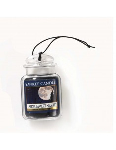 Yankee Candle - מפיץ ריח לרכב Midsummer's Night